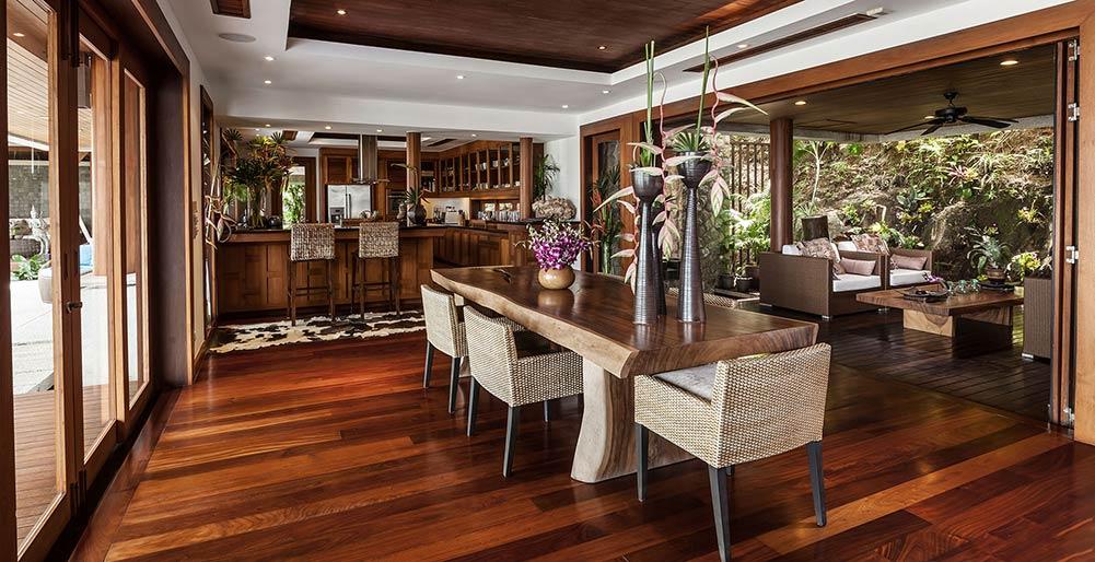 Villa Shambala Phuket - Dining area