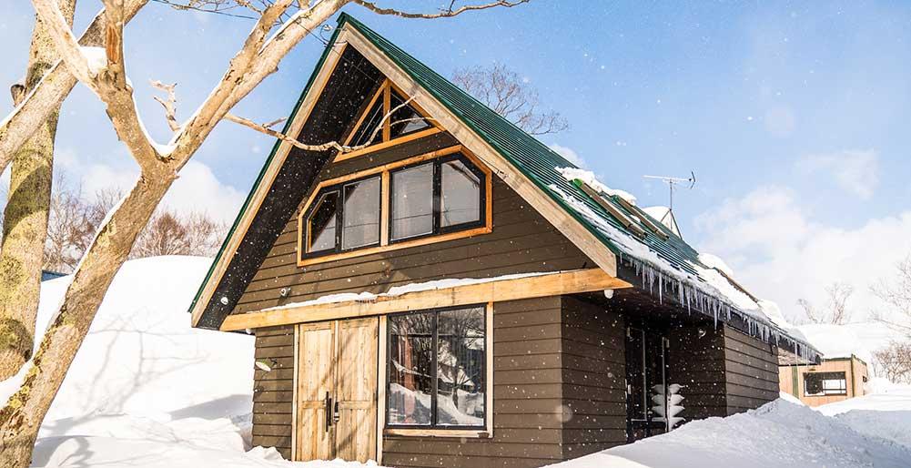 Momiji Lodge - Winter escape<br />