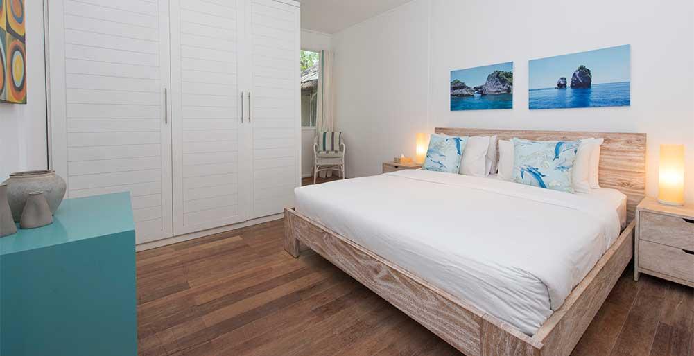 The Beach Shack - Bedroom details