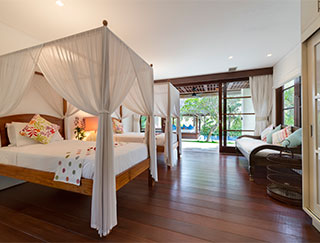 Villa Sabana - Twin room one
