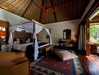 Surya Damai - Guest bedroom