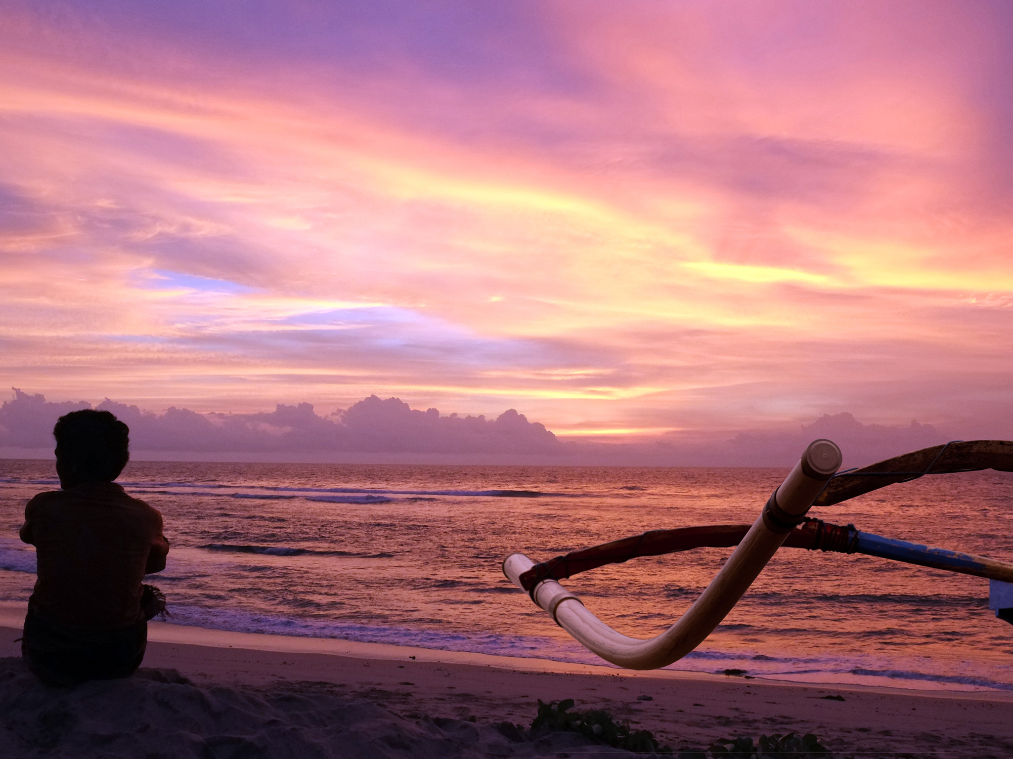 Arnalaya Beach House - Spectacular sunsets - Arnalaya Beach House, Canggu, Bali