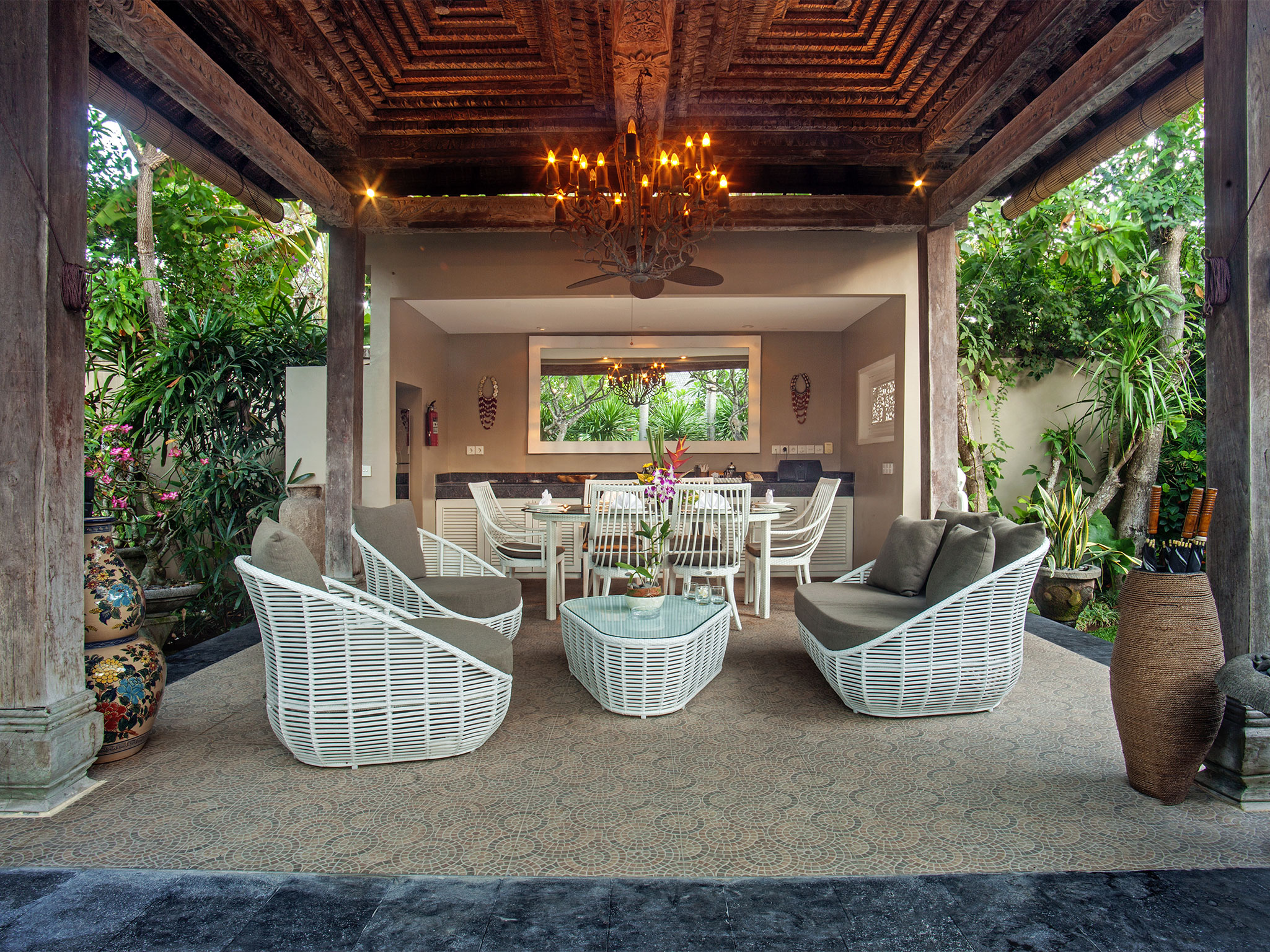 Avalon II - Living area - Avalon II, Canggu, Bali