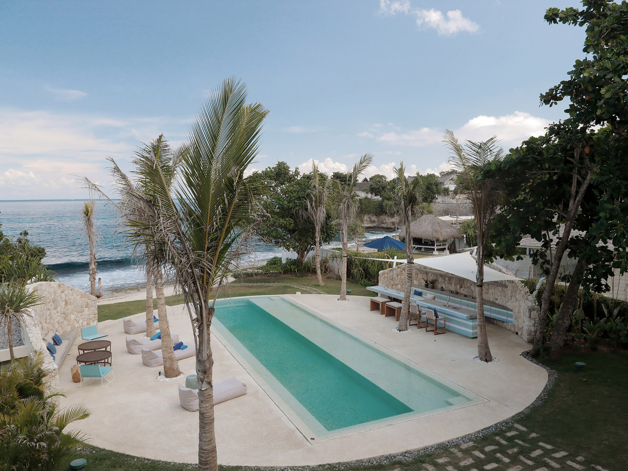Villa Seascape - Pool perfection - Villa Seascape, Nusa Lembongan, Bali
