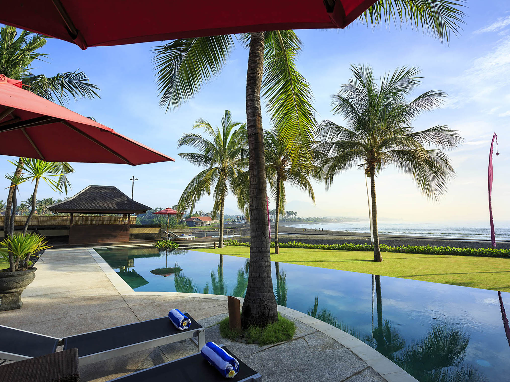 Villa Pushpapuri - Beachfront luxury - Villa Pushpapuri, Sanur-Ketewel, Bali