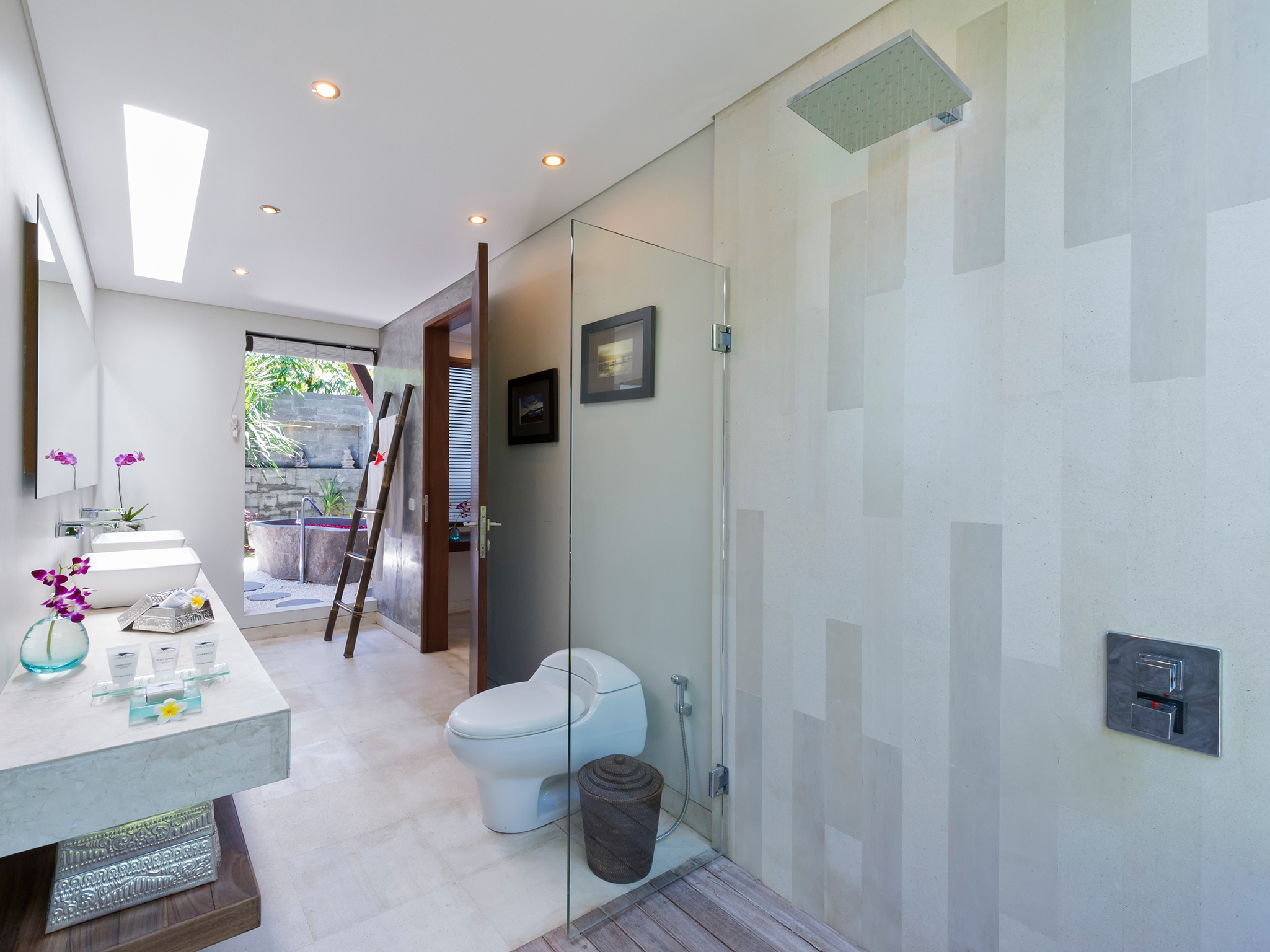 The Layar 1BR - Indoor bathroom - The Layar - Villa 2B (1BR), ,