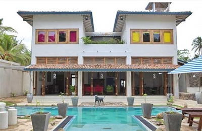 More pictures, gallery, videos and information about Mihiri Beach House