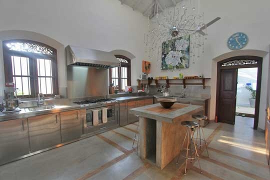 Kitchen - Mihiri Beach House, Galle, South Coast