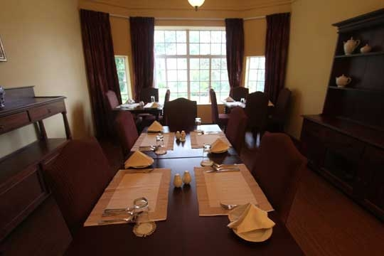 Dining Room - Craig Appin Bungalow, Hatton, Hill Country