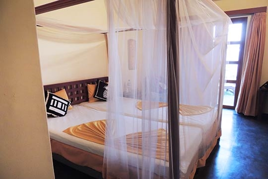 Guestroom - The Old Lady at the Sea, Galle, South Coast