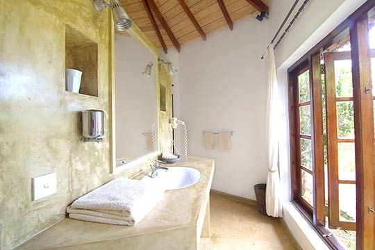 Bathroom - Bedroom 2 - Why House, Talpe, South Coast