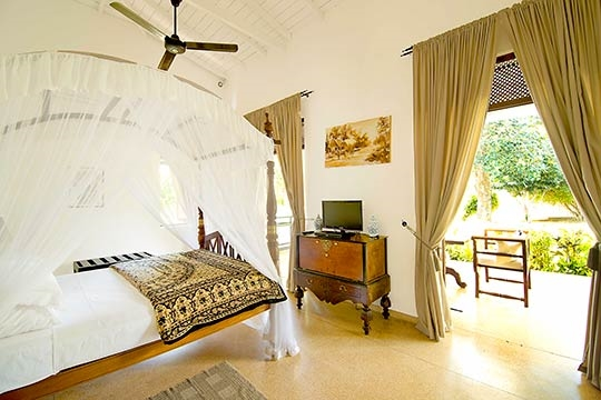 Double - Bedroom 3 - Why House, Talpe, South Coast