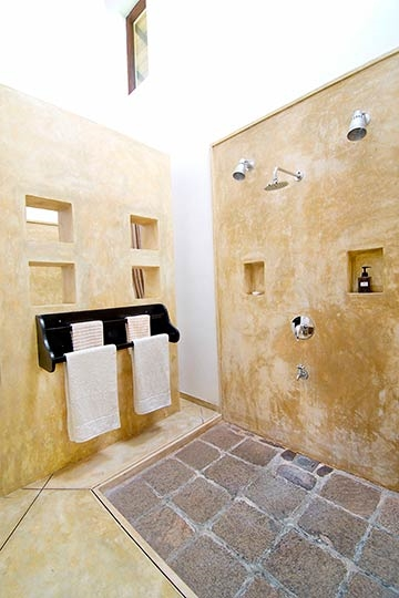 Bathroom - Bedroom 4 - Why House, Talpe, South Coast