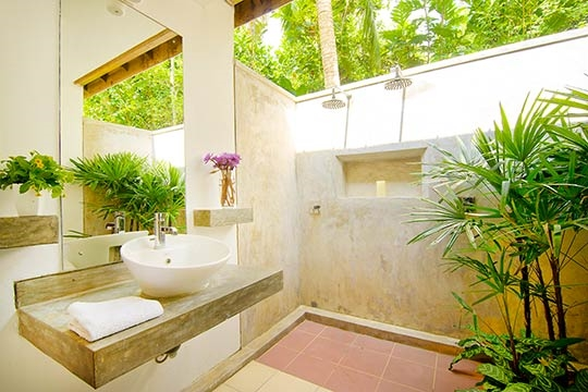 Bathroom - Master Bedroom - Coconut Grove, Ahangama, South Coast