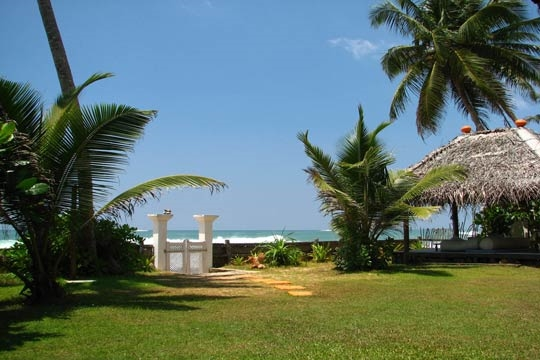 Garden - Kikili Beach, Talpe, South Coast