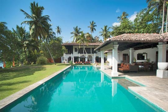 Pool and Villa Exterior - Mandalay Lake Villa, Habaraduwa-Koggala, South Coast