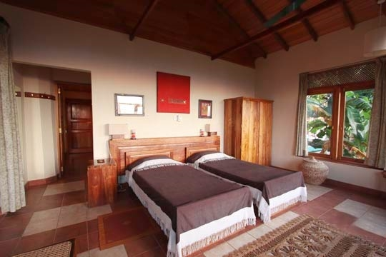 Twin Bedroom 1 - Rangala House, Kandy Region, Hill Country
