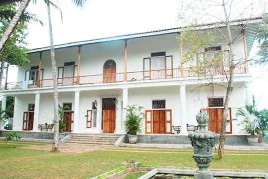 Villa Facade - Indisch, Ahangama, South Coast