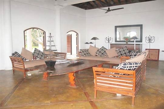 Living Room - IF Villa, Talpe, South Coast