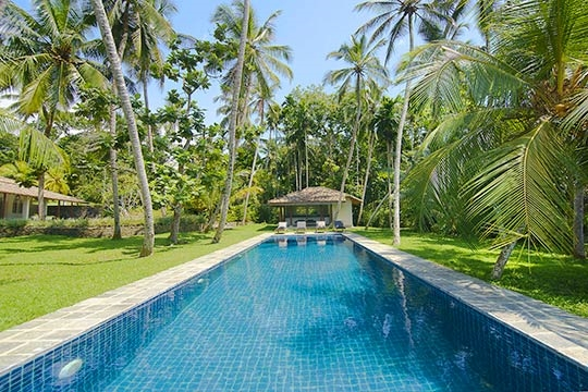 Swimming Pool - Ivory House, Galle, South Coast