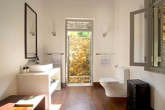 Bathroom - Bedroom 3 - Ivory House, Galle, South Coast