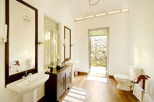 Bathroom - Bedroom 2 - Ivory House, Galle, South Coast