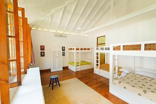 Kids Bunk Room - Skye House, Habaraduwa-Koggala, South Coast