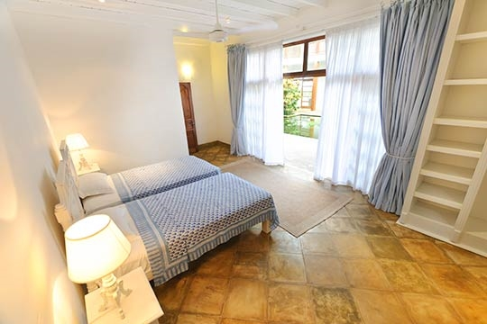 Double - Bedroom 4 - Skye House, Habaraduwa-Koggala, South Coast